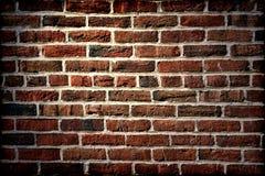 Antike Backsteinmauer Lizenzfreie Stockbilder