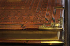 Antike Bibel Stockfotos