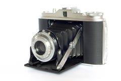 Antike Foto-Kamera Lizenzfreies Stockbild
