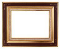 Antike Frame-5 Lizenzfreies Stockfoto