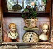 Antike Gegenstände Lizenzfreies Stockbild