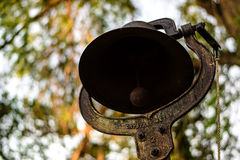 Antike Glocke Stockfotografie