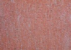 Antike kastanienbraune Steinwand blockiert Beschaffenheits-Hintergrund Lizenzfreies Stockbild
