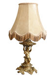 Antike Lampe Lizenzfreie Stockfotografie
