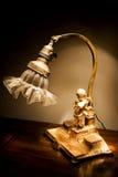 Antike Lampe lizenzfreie stockfotos