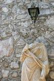 Antike Laternen Stockfotografie