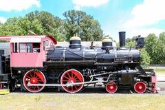Antike Lokomotive Stockbild