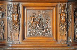 Antike Möbel lizenzfreies stockbild