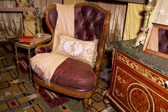 Antike Möbel-Einzelhandelsgeschäft-Einstellung Lizenzfreies Stockbild