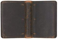 Antike Mappen-geöffnete Abdeckung Lizenzfreie Stockfotos