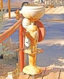 Antike Milchzentrifuge Stockbild