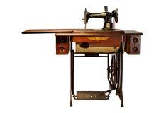 Antike Nähmaschine Lizenzfreies Stockfoto
