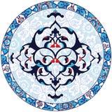 Antike Osmanetapeten-Abbildungauslegung Lizenzfreies Stockfoto