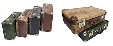 Antike Schatztruhen Lizenzfreie Stockbilder