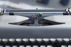 Antike Schreibmaschine Stockfoto