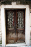 antike Tür Stockfotografie