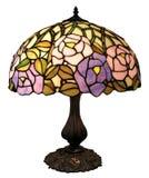 Antike Tabellen-Lampe Lizenzfreies Stockbild