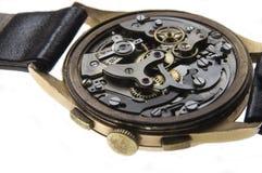 Antike-Uhr Stockbild