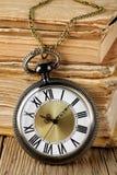 Antike Uhr Stockbild