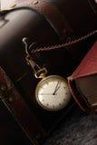 Antike Uhr stockfotografie