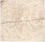 Antike verfallenes Papier (Inc. CLI Stockfoto