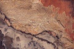 antike Wand für Hintergrund Stockbilder