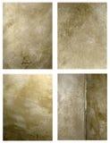 Antike Wand-Hintergründe lizenzfreie stockbilder