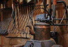 Antike Werkstatt Stockbild
