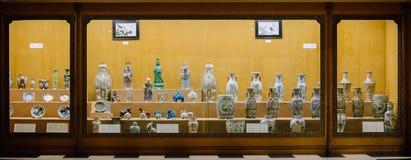 Antiker Art And History Gallery stockbilder