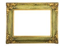 Antiker Bilderrahmen Stockfoto