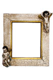 Antiker Bilderrahmen Stockfotografie
