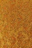 Antiker Blumenmusterhintergrund stockfotos