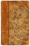 Antiker Bucheinband, 1878 Stockbild