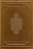 Antiker Bucheinband Stockfotografie