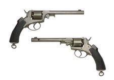 Antiker deutscher Marine-Revolver Stockbilder