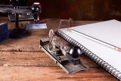 Antiker Fernschreiber Stockbilder