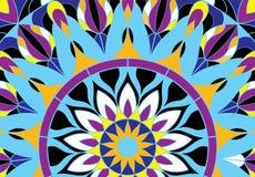 Antiker geometrischer Hintergrund Stockfoto