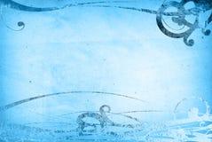 Antiker Hintergrund Stockfoto