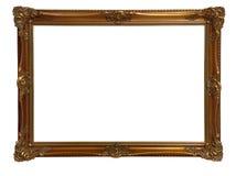 Antiker Holzrahmen Lizenzfreie Stockbilder