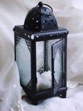 Antiker Kerzenhalter. Lizenzfreie Stockfotos