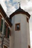 Antiker Kirchturm Lizenzfreies Stockbild