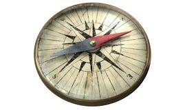 Antiker Kompass Lizenzfreies Stockbild