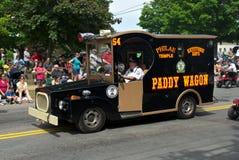 Antiker Paddy-Lastwagen lizenzfreie stockbilder