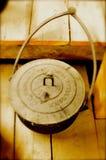 Antiker Roheisenpotentiometer Lizenzfreies Stockfoto