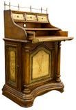 Antiker Schreibtisch Stockfotografie