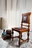 Antiker Stuhl stockfotografie