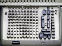 Antiker Taschenrechner Lizenzfreies Stockfoto