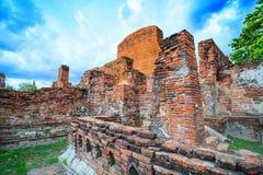 Antiker Tempel in Thailand Lizenzfreie Stockfotografie