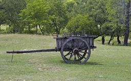 Antiker Wagen Stockfotografie