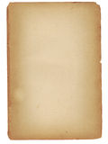 Antikes altes Papier XL-Grunge Stockbilder